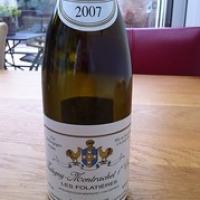 """Puligny-Montrachet Les Folatieres Domaine Leflaive 2007 • <a style=""""font-size:0.8em;"""" href=""""http://www.flickr.com/photos/88422686@N06/8754407937/"""" target=""""_blank"""">View on Flickr</a>"""