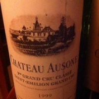 """Chateau Ausone 1999 • <a style=""""font-size:0.8em;"""" href=""""http://www.flickr.com/photos/88422686@N06/13721705915/"""" target=""""_blank"""">View on Flickr</a>"""
