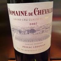 "Domaine de Chevalier 2007 Grand Cru Classe de Graves aka Pessac-Leognan • <a style=""font-size:0.8em;"" href=""http://www.flickr.com/photos/88422686@N06/8583343344/"" target=""_blank"">View on Flickr</a>"