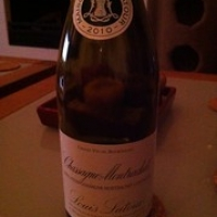 """Chassagne-Montrachet Louis Latour 2010 • <a style=""""font-size:0.8em;"""" href=""""http://www.flickr.com/photos/88422686@N06/8754422473/"""" target=""""_blank"""">View on Flickr</a>"""
