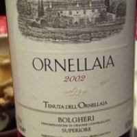 """Ornellaia 2002 • <a style=""""font-size:0.8em;"""" href=""""http://www.flickr.com/photos/88422686@N06/11580147983/"""" target=""""_blank"""">View on Flickr</a>"""