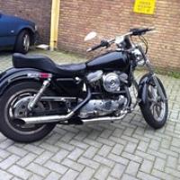 "Harley-Davidson Sportster van Maarten • <a style=""font-size:0.8em;"" href=""http://www.flickr.com/photos/88422686@N06/12177743883/"" target=""_blank"">View on Flickr</a>"