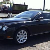 "Bentley bij de pont • <a style=""font-size:0.8em;"" href=""http://www.flickr.com/photos/88422686@N06/8667229763/"" target=""_blank"">View on Flickr</a>"