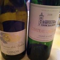 """Chinon Domaine de la Noblaie en Chateau Lagrange St.-Julien 2006 • <a style=""""font-size:0.8em;"""" href=""""http://www.flickr.com/photos/88422686@N06/8638733954/"""" target=""""_blank"""">View on Flickr</a>"""